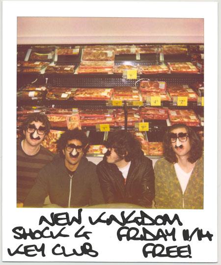 New Kingdom live 11/14 @ the Key Club w/ Shock G of Digital Underground