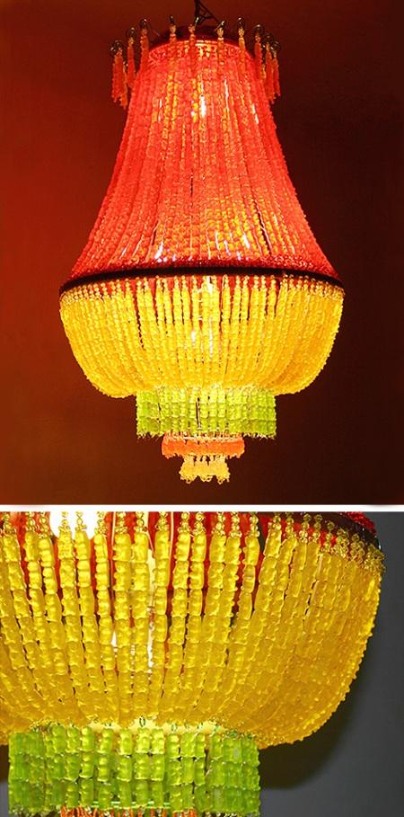 gummy-bear-chandelier