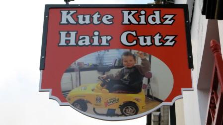 Kute Kidz Hair Cutz