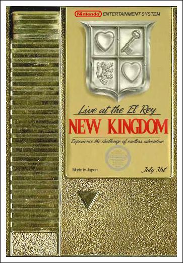 New Kingdom El Rey