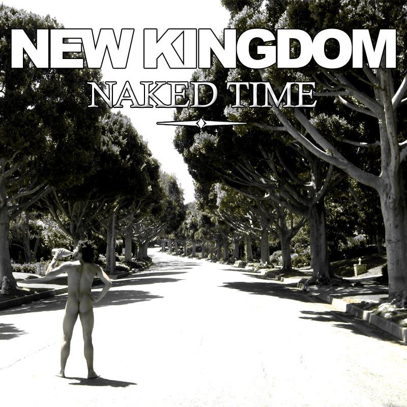 """Naked Time"" Album Art & Tracklisting. June 21, 2010 by Ev Turn"